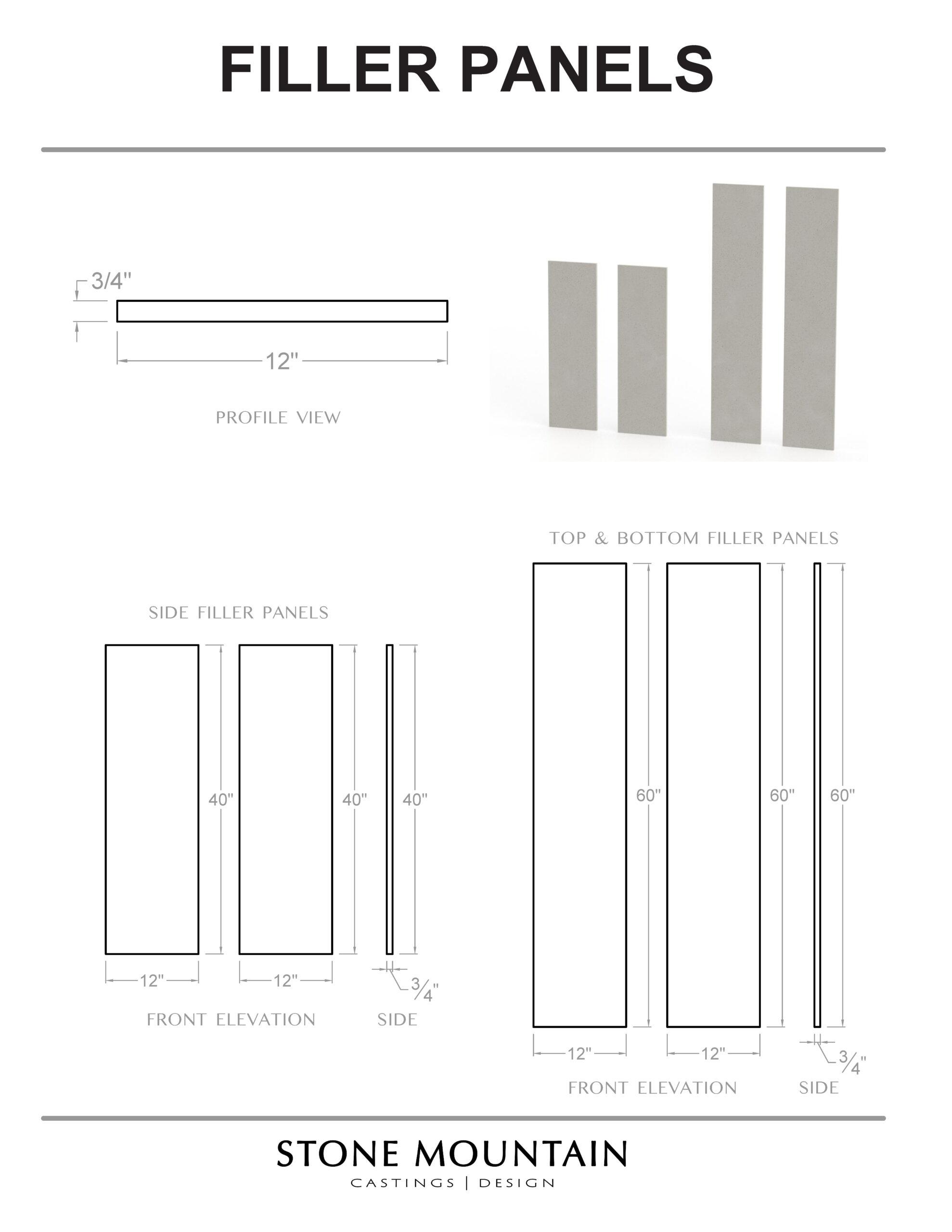 Filler Panels3